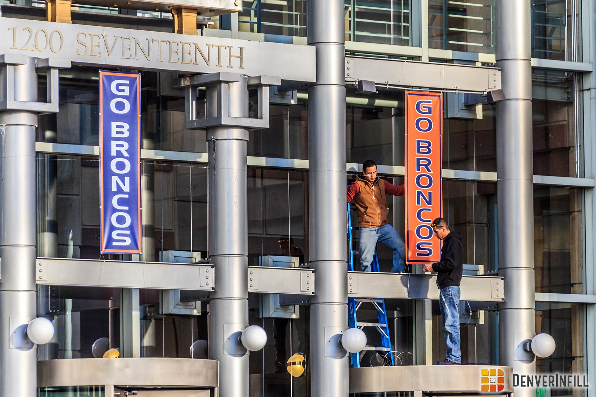 United in Orange! Go Broncos!