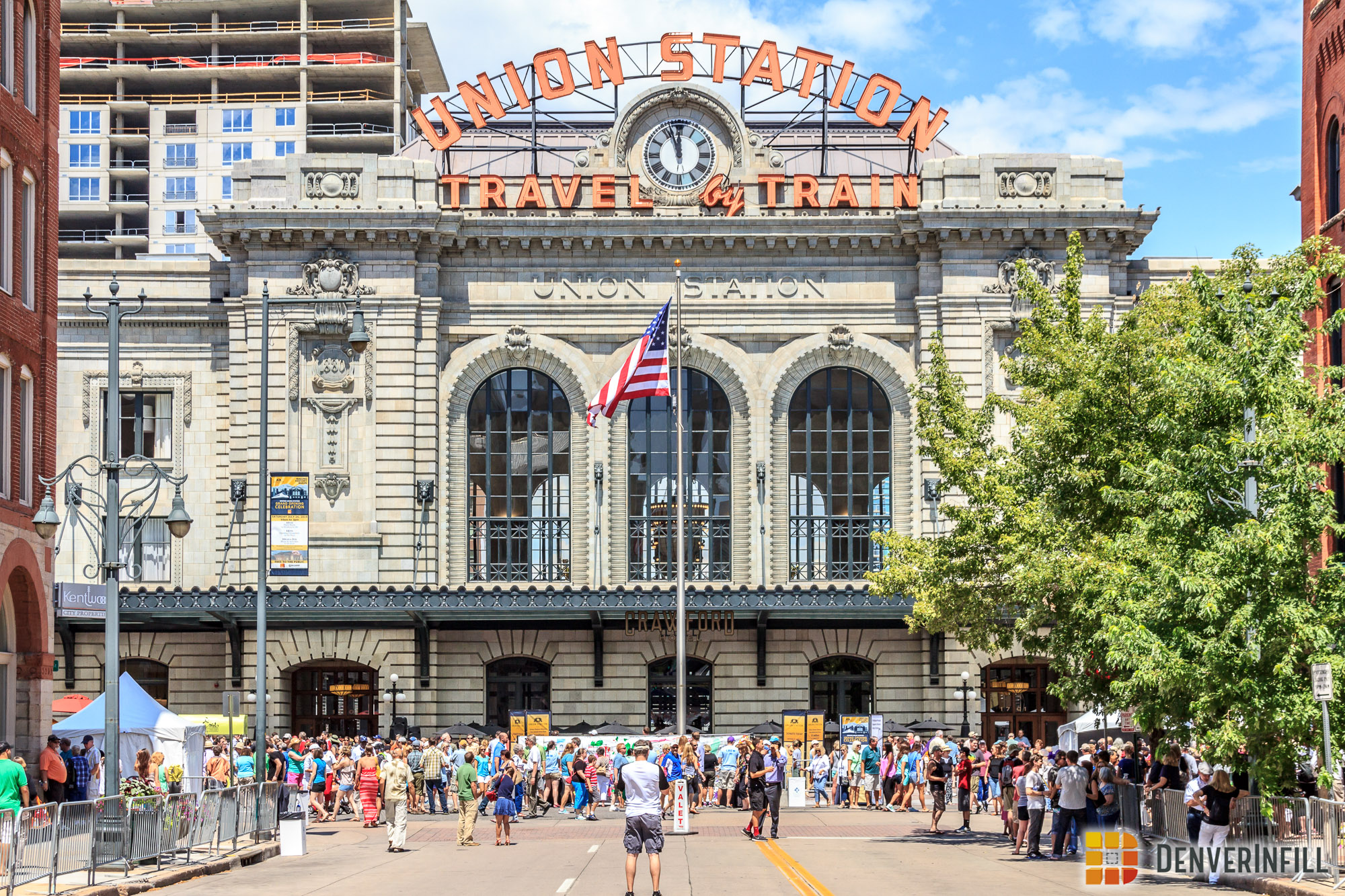 Denver Union Station Final Update, Part 1