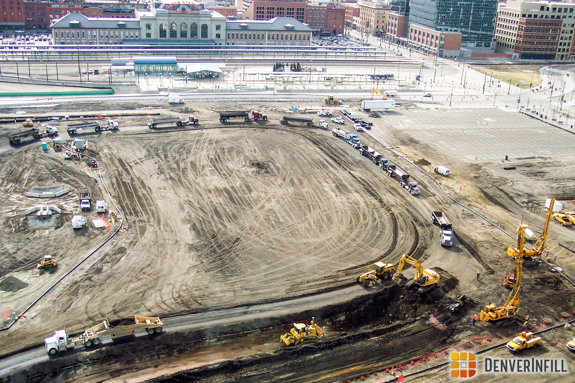 Denver Union Station Update #129