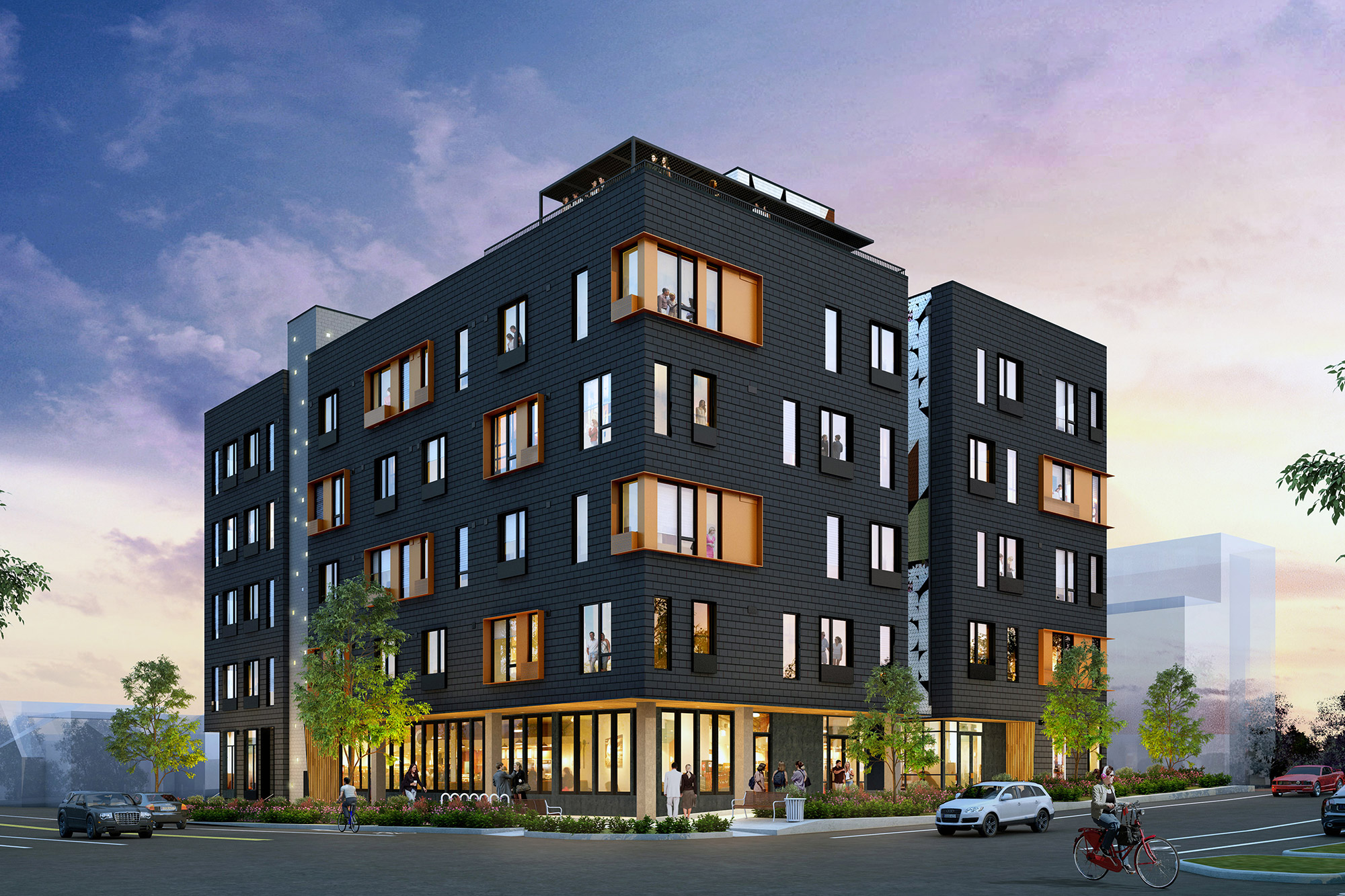 New Project: 16th & Humboldt Apartments