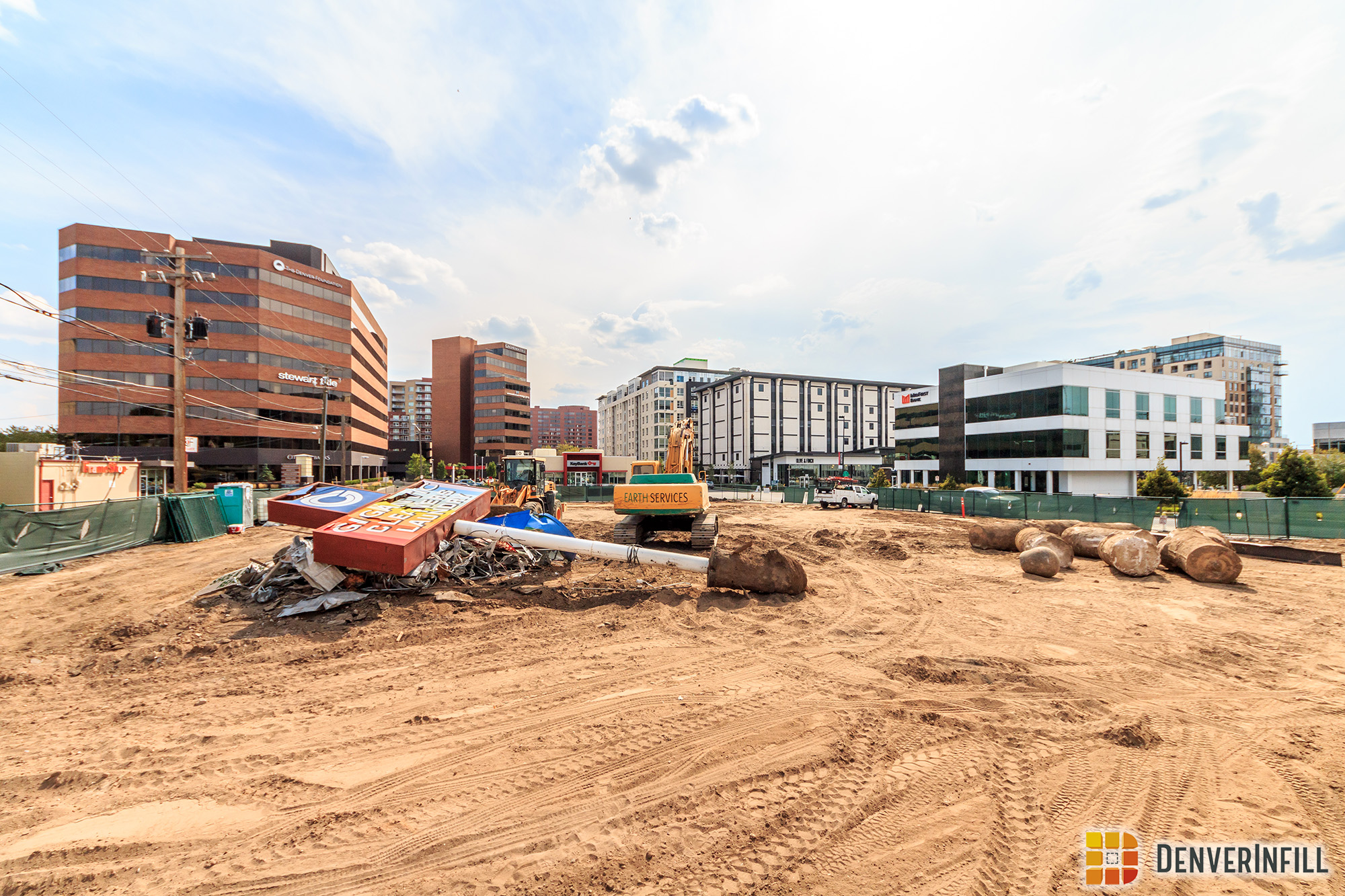 UC Health Project Site - Up Close