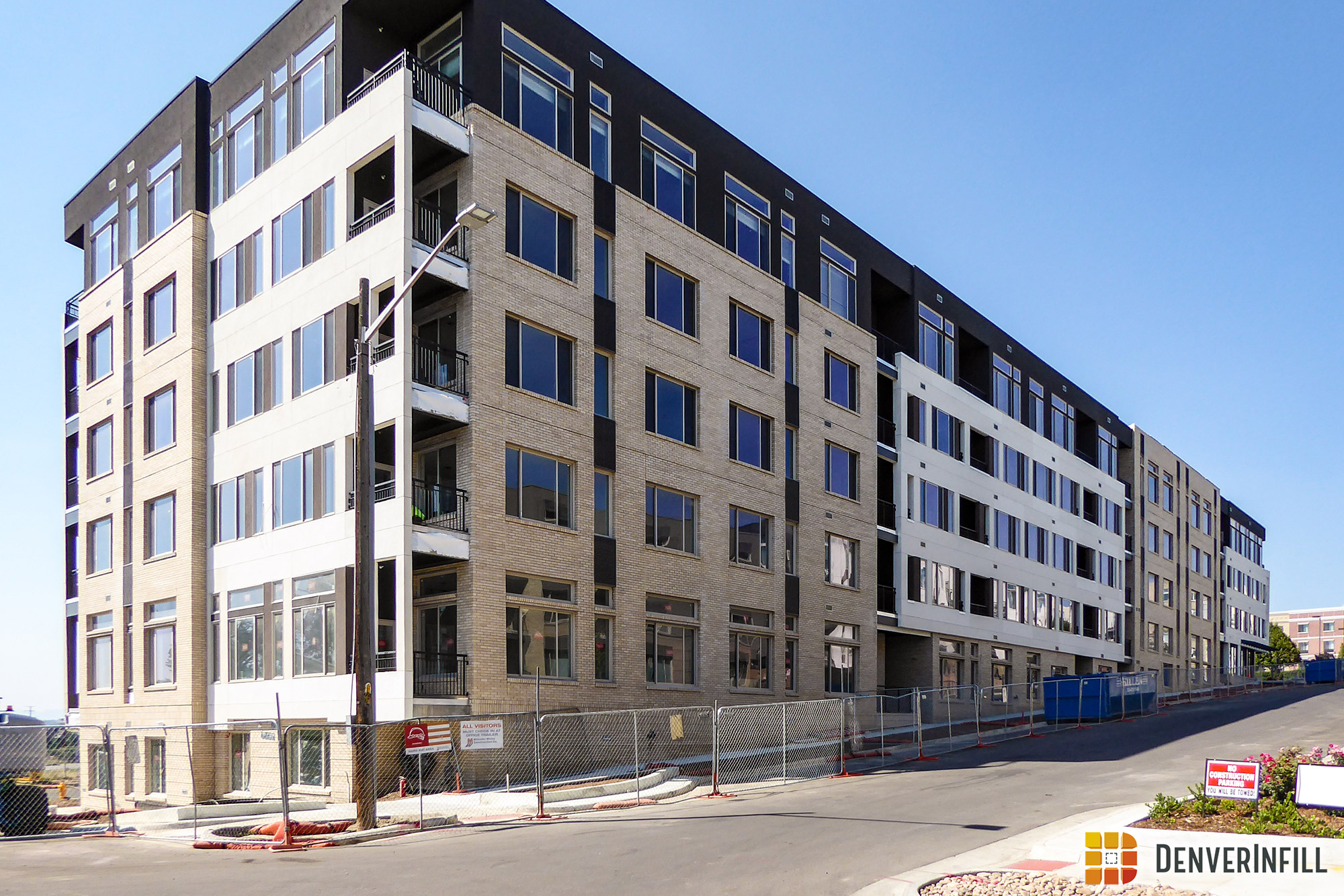 Infinity LoHi Building C from 28th and Vallejo