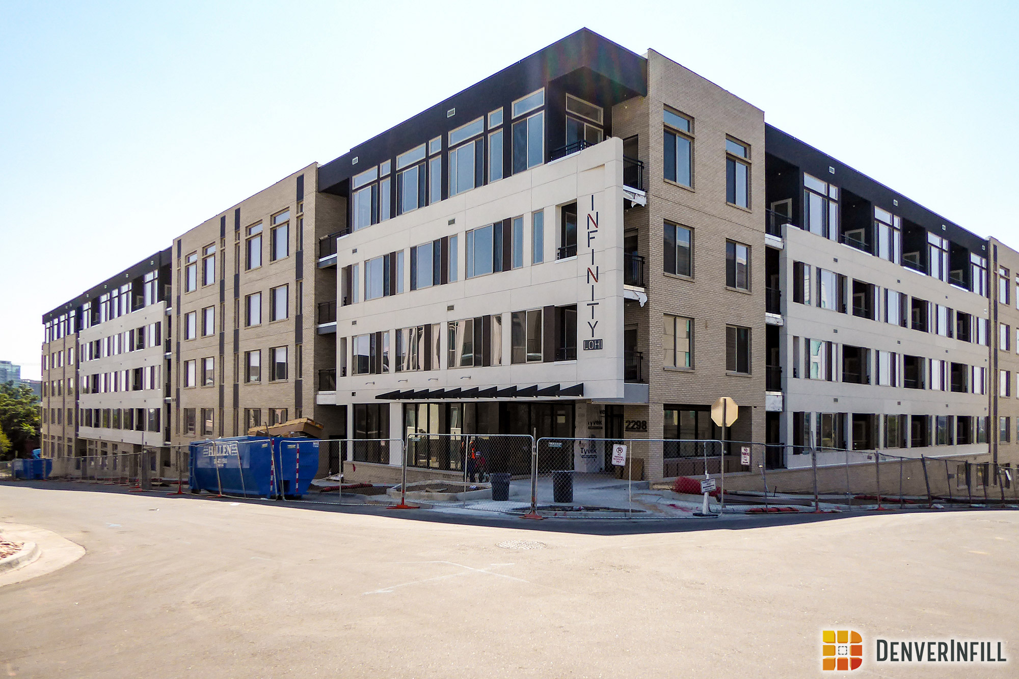 Infinity LoHi Building C at 28th and Wyandot