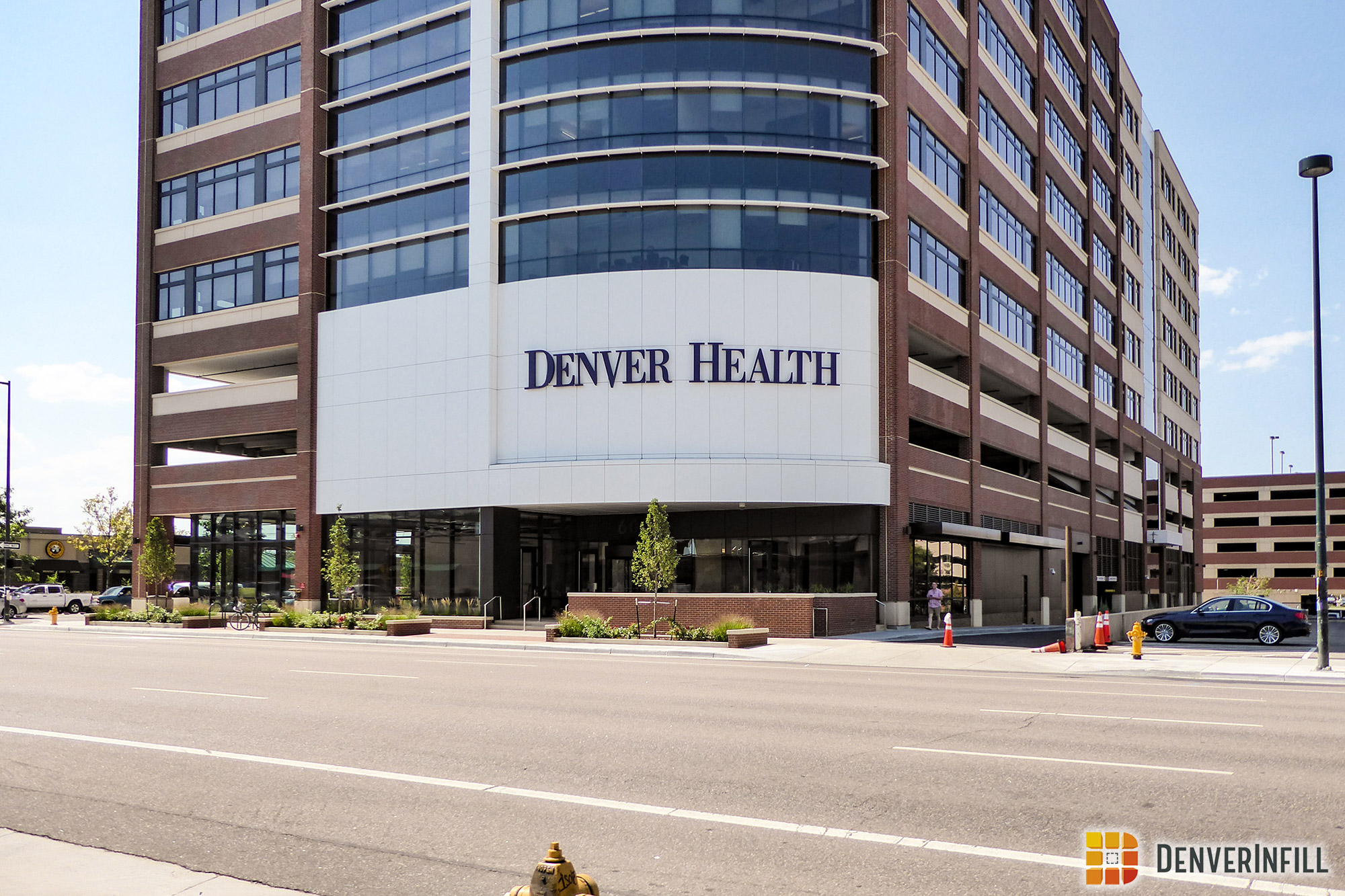 Denver Health Support Services on Broadway