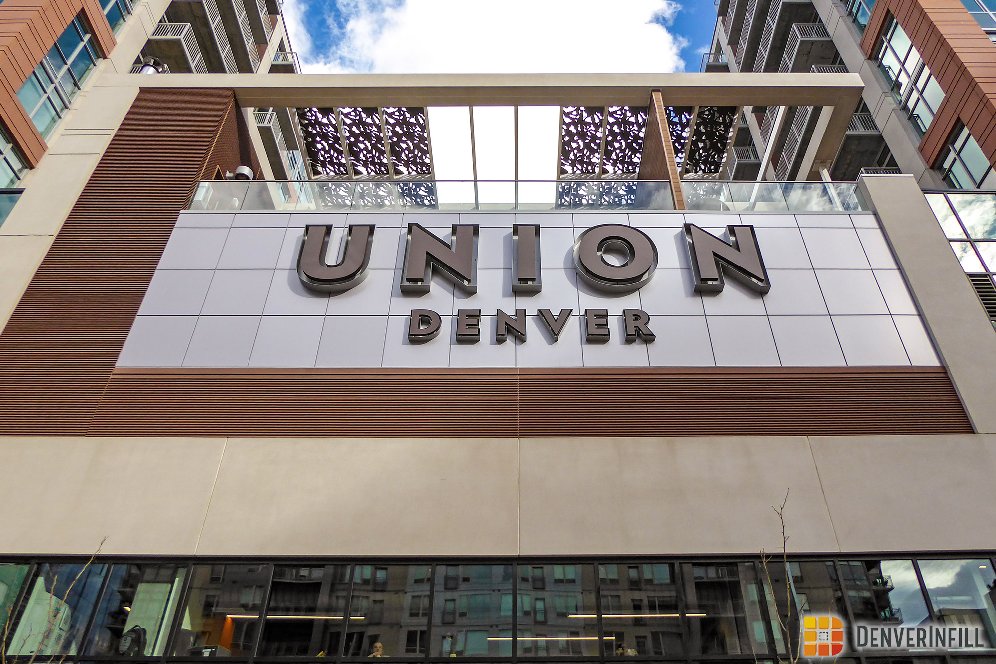 Union Denver was designed by Davis Partnership Architects