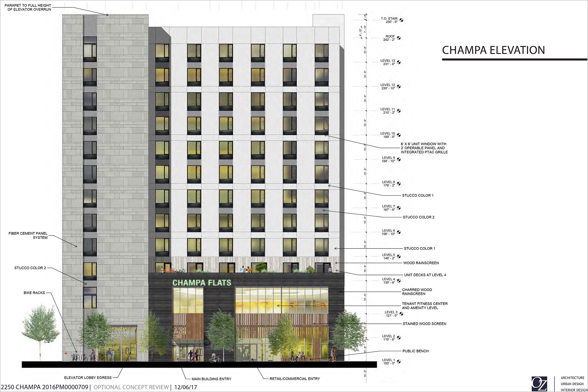 Champa Flats rendering courtesy of OZ Architecture