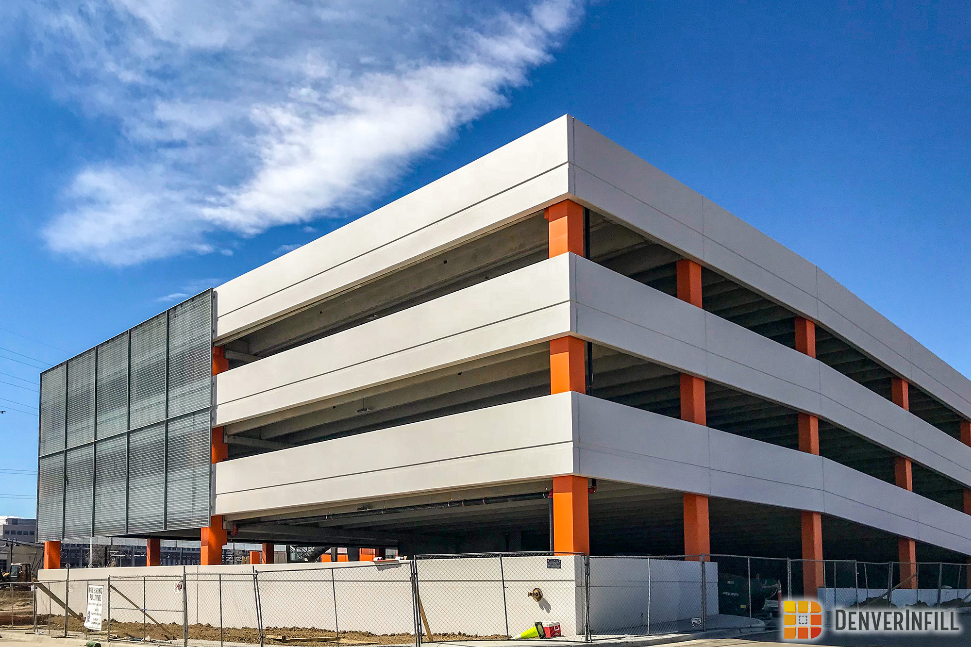 New CDOT Headquarters construction nearing completion