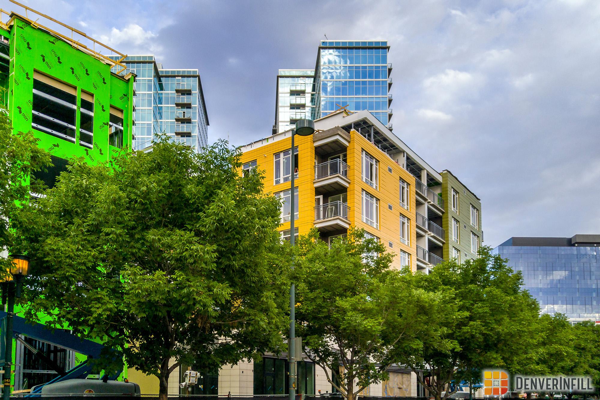 AMLI Riverfront Green Update #7