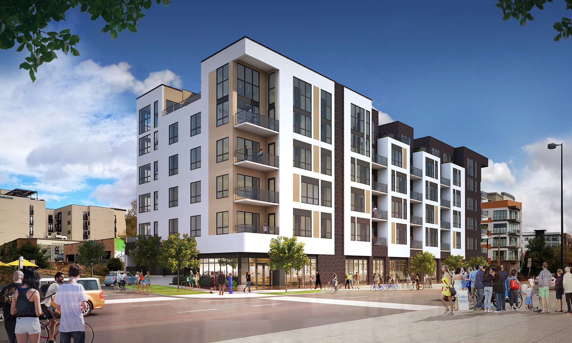 Edge LoHi rendering, courtesy of Cuningham Group