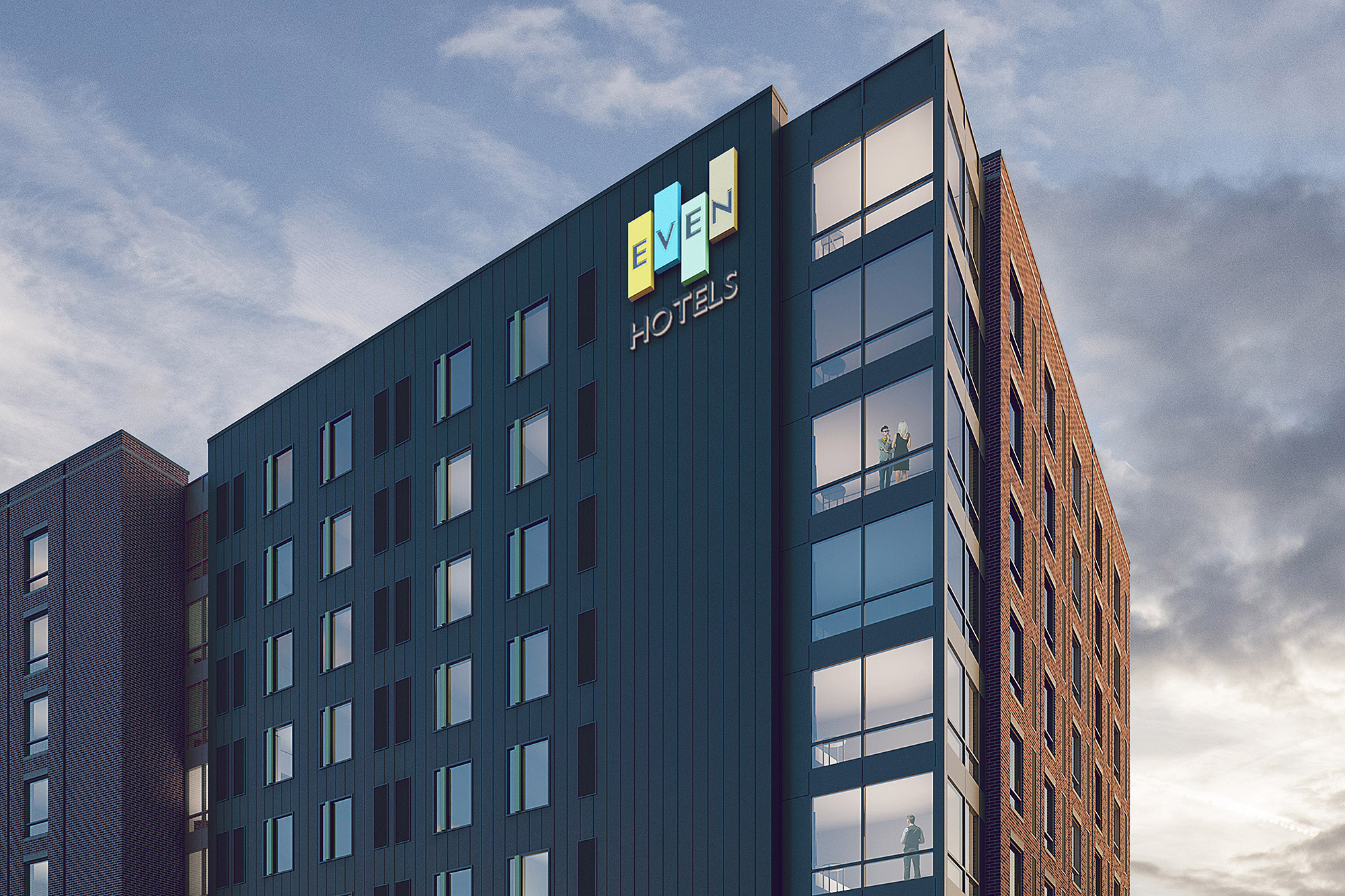 New Project: EVEN Hotel