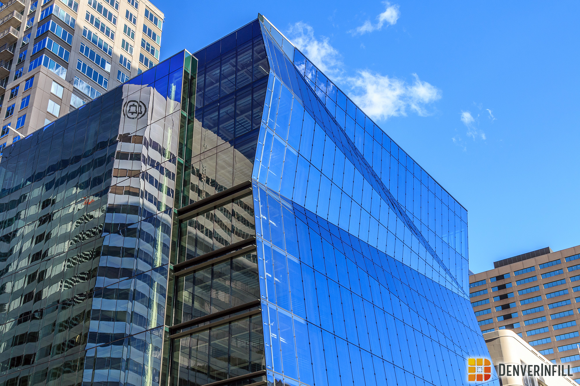 Prism Glass Curtain Wall