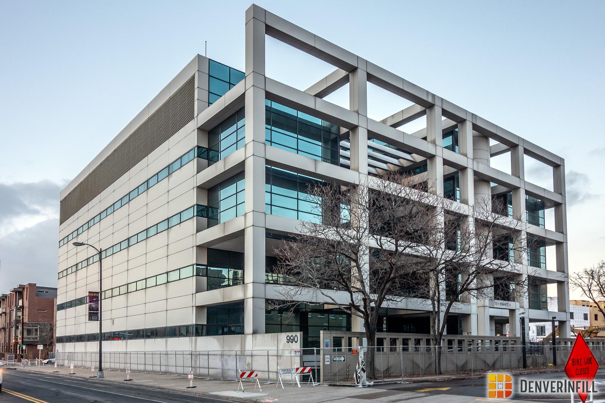 990 Bannock Office Building