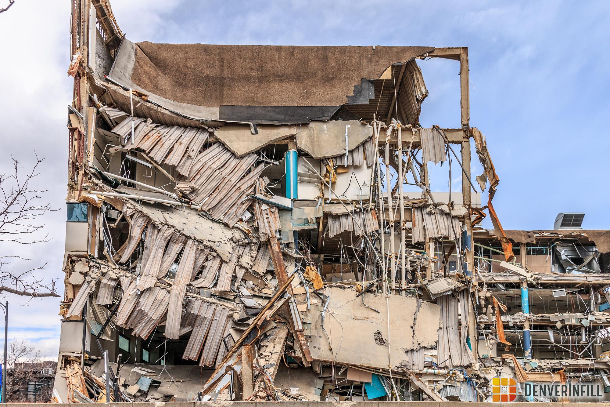 990 Bannock Demolition