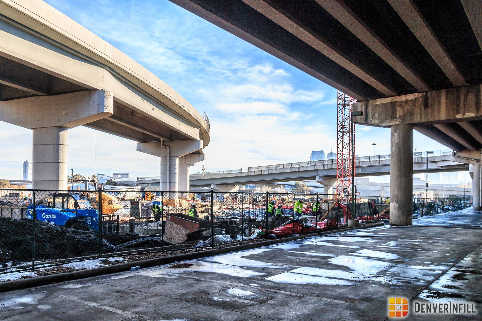 Meow Wolf Under Colfax Viaduct