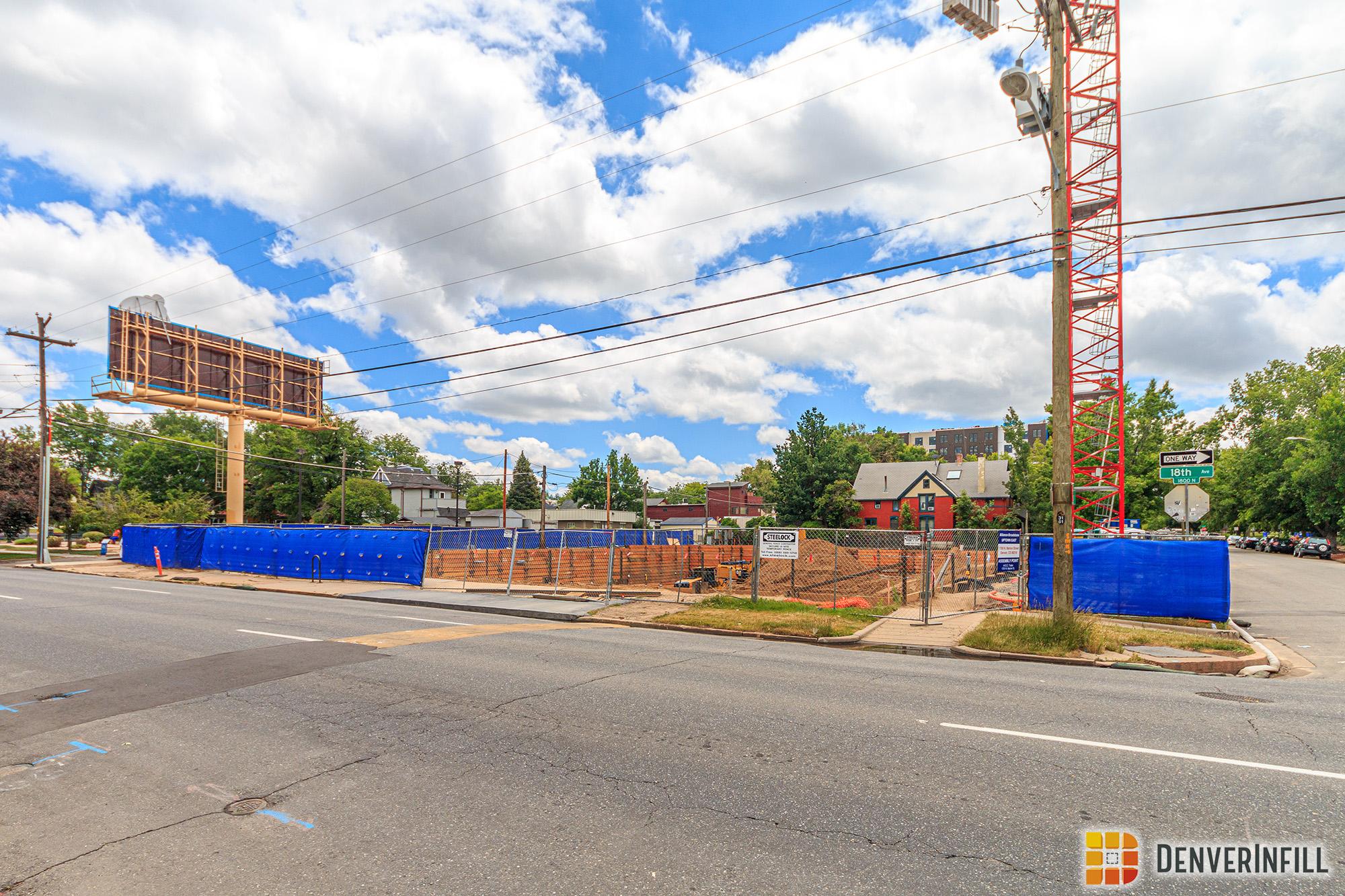 Broadstone Uptown East - Street Level