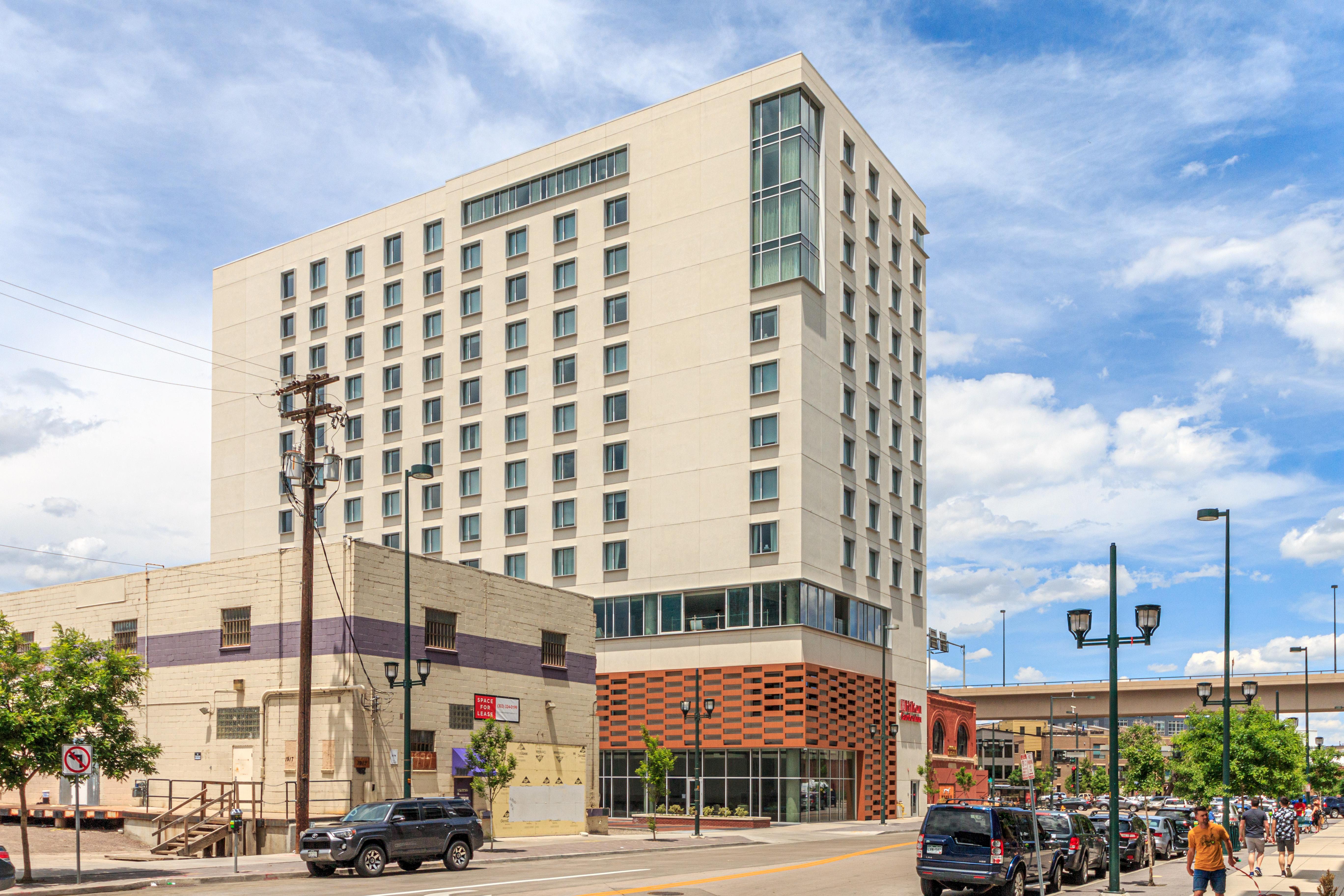Hilton Garden Inn DUS - 19th and Chestnut