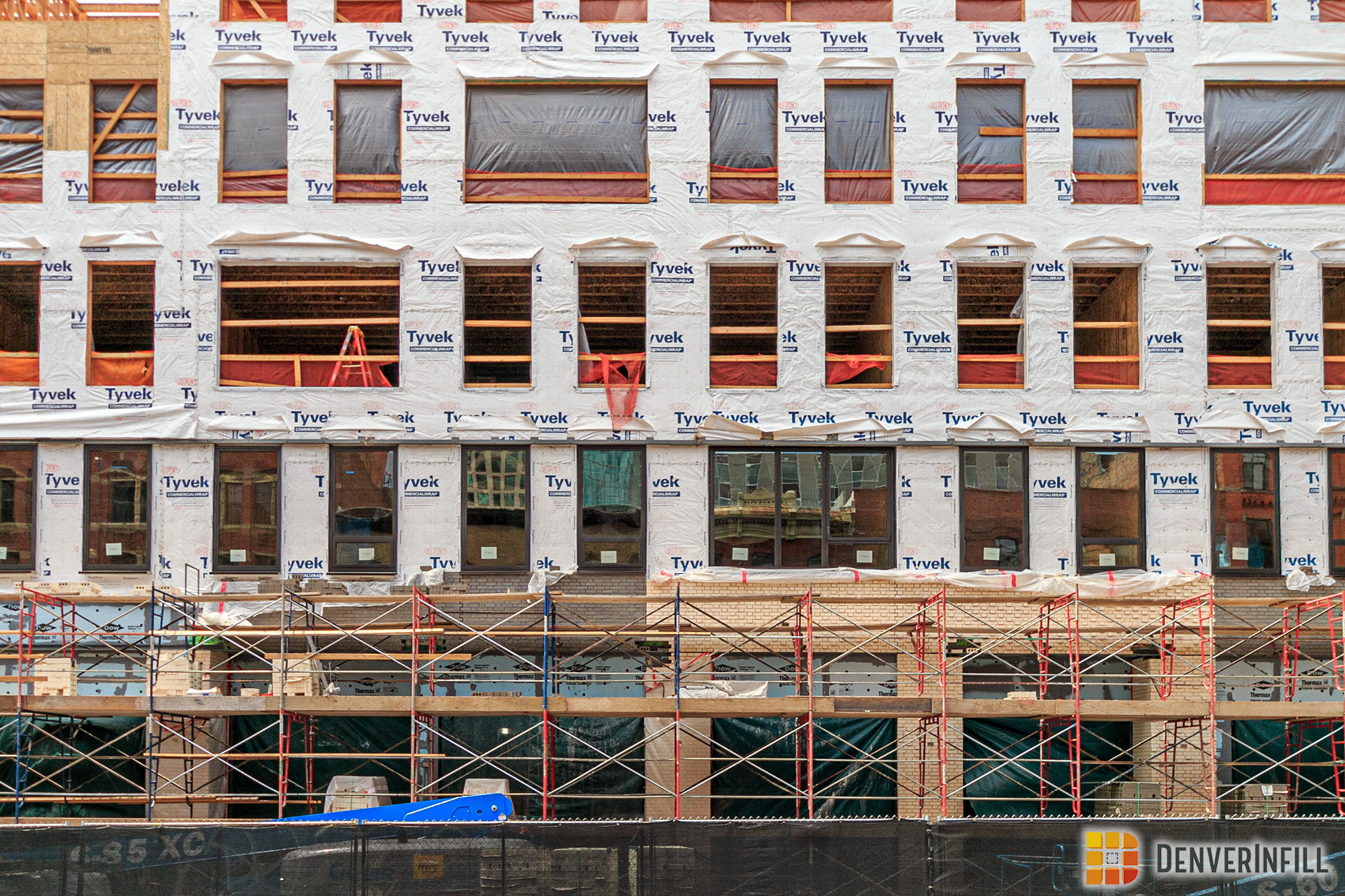 Market Street Brick Detail