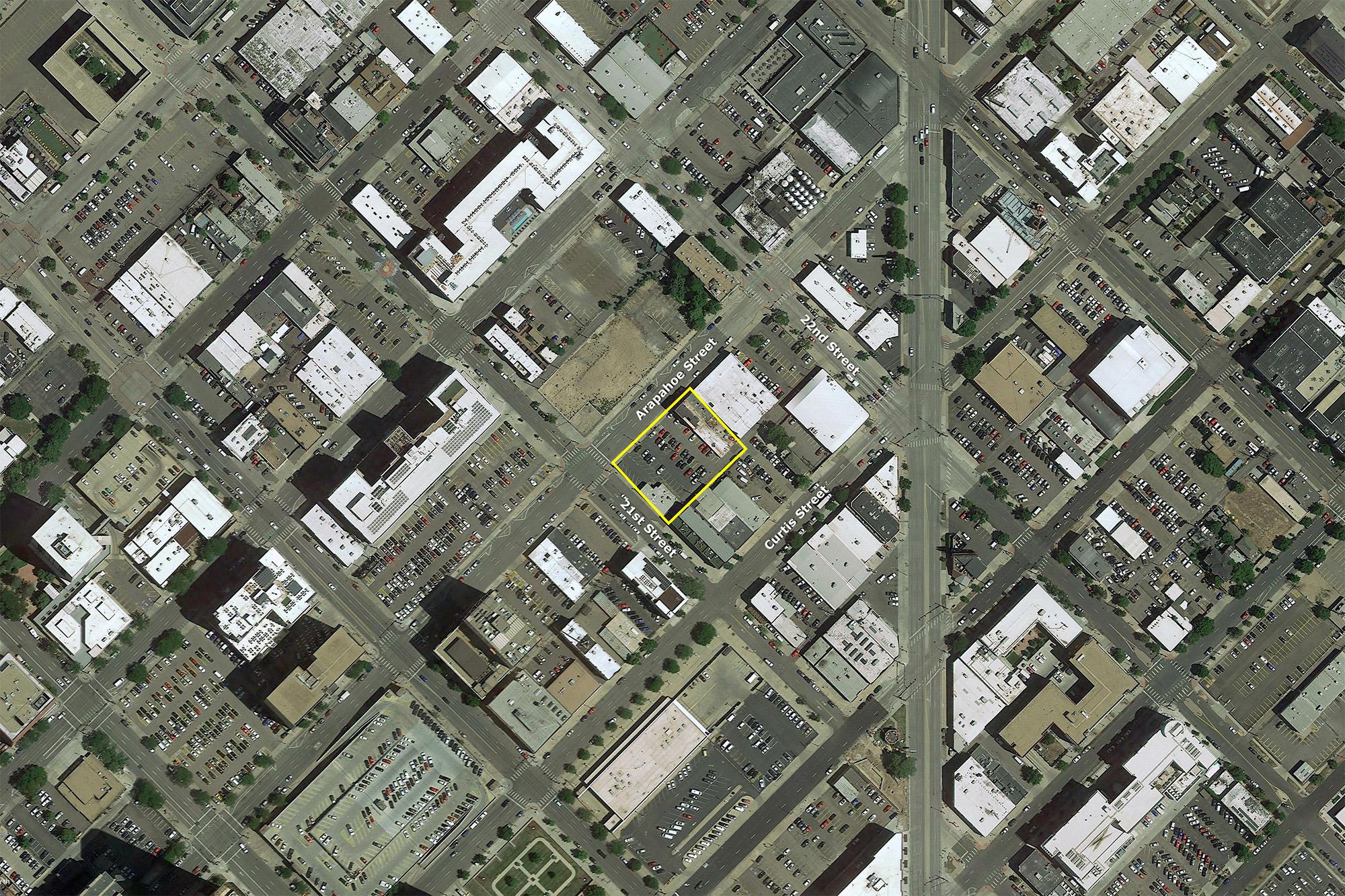 X Denver 3 Map