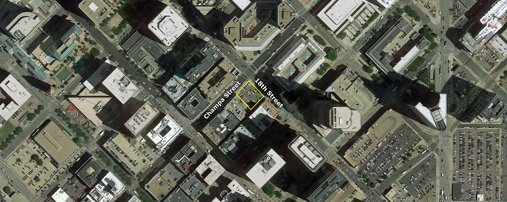 Hyatt Centric Map