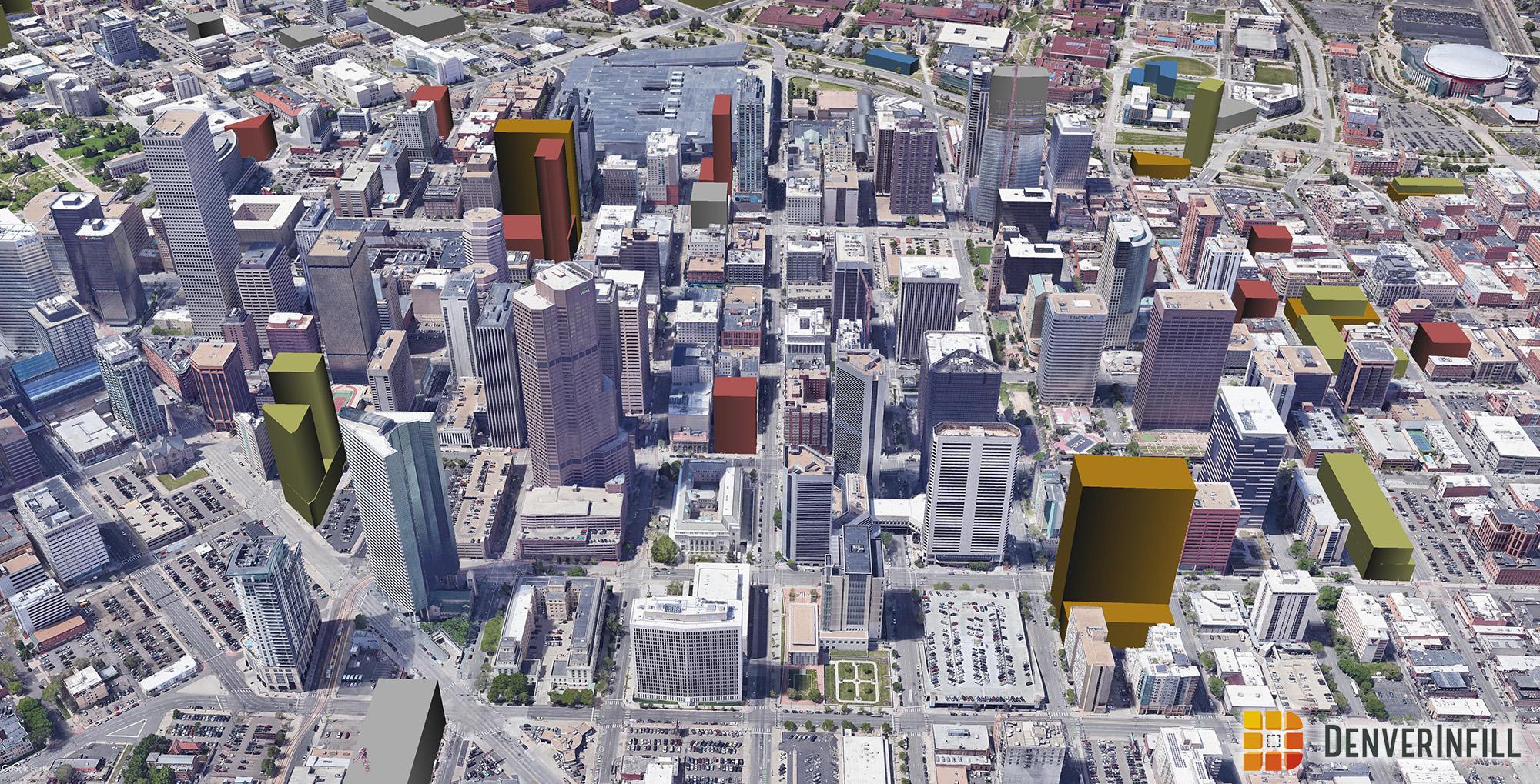 3D Future Skyline