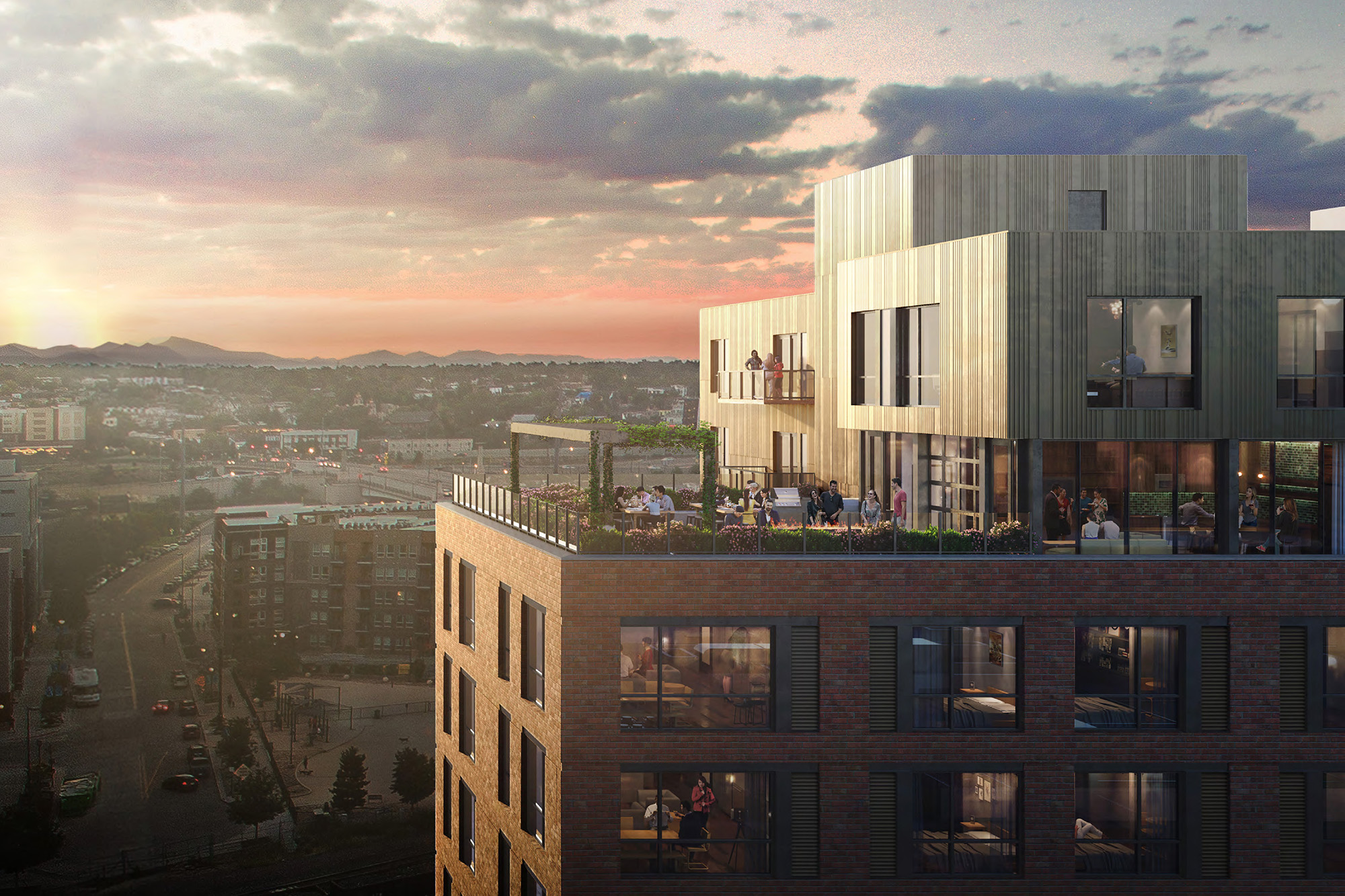 More Details on 19th & Chestnut Project