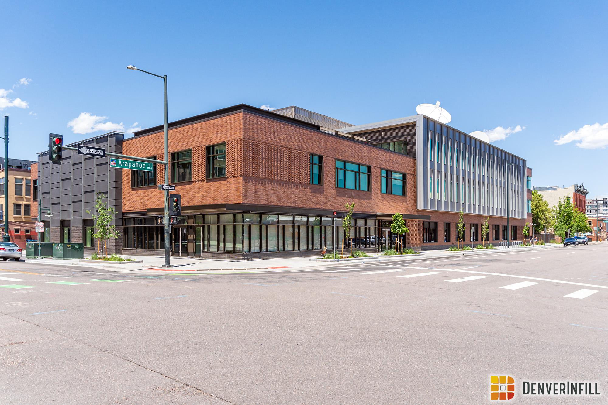 Final Look: Buell Public Media Center